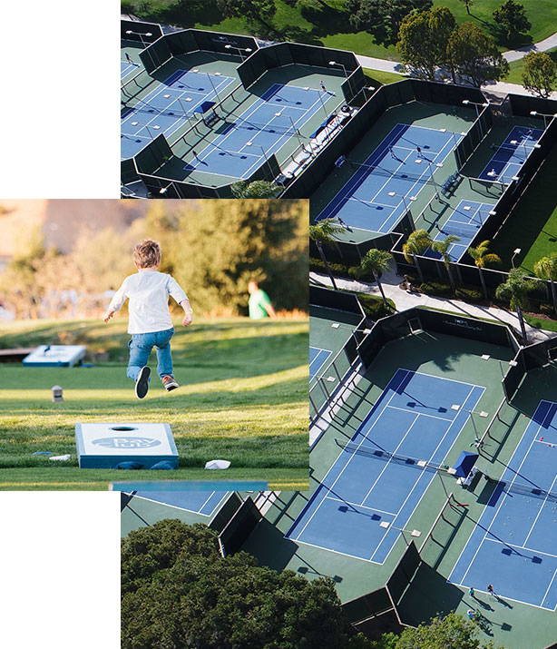 Outdoor Fitness and Amenities