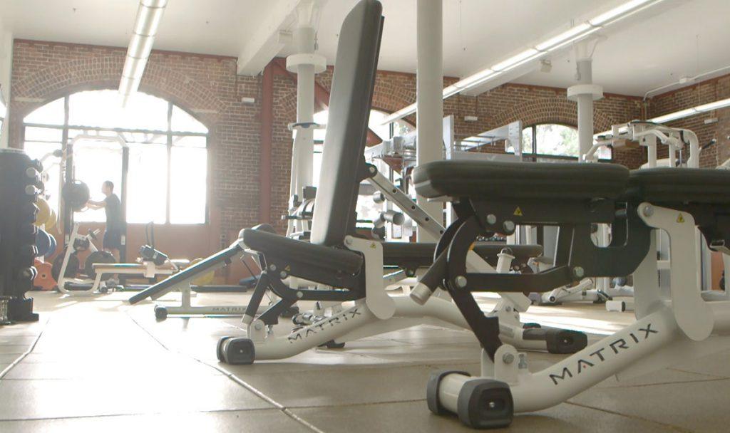 fitness floor 2