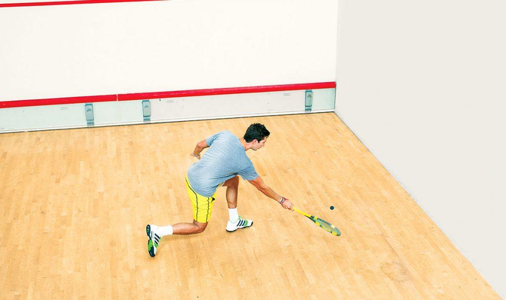 Squash Court Squash court 2
