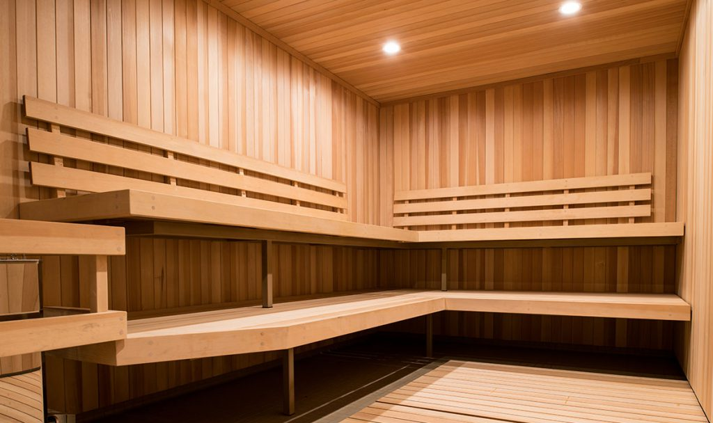 Locker Room Sauna locker room sauna