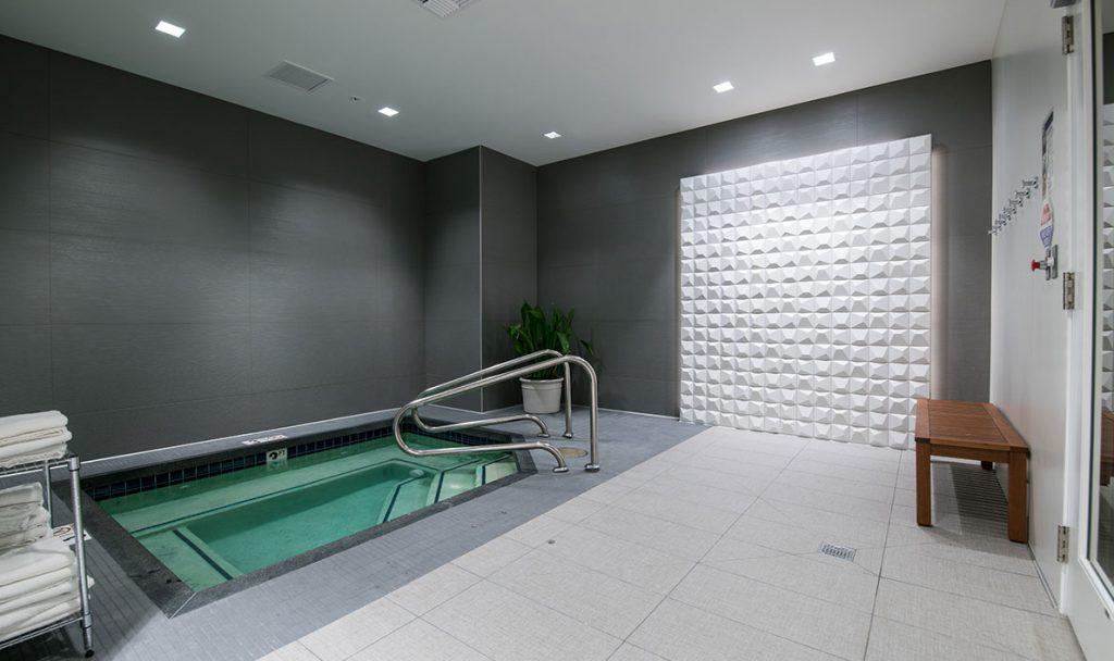 Locker Room Spa