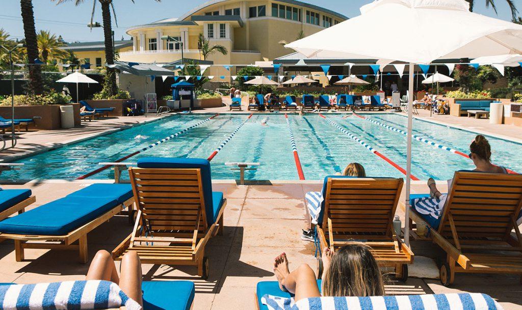 Poolside poolside