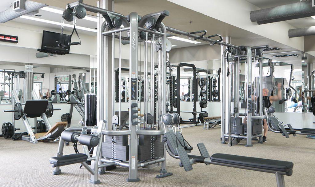 Fitness Floor fitness floor