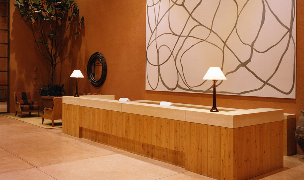 Reception Desk Reception desk
