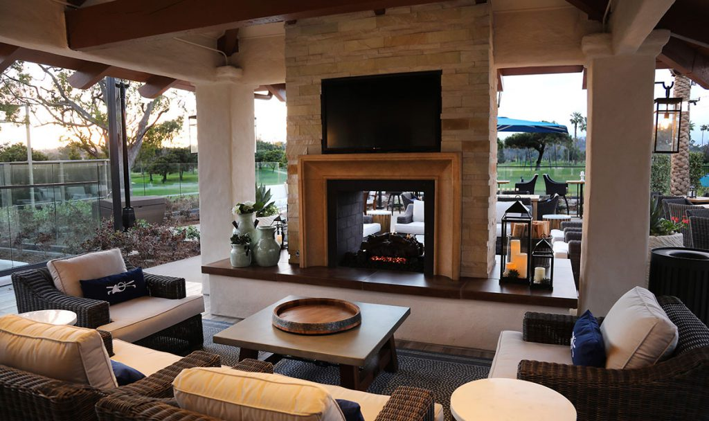 Fireplace Seating