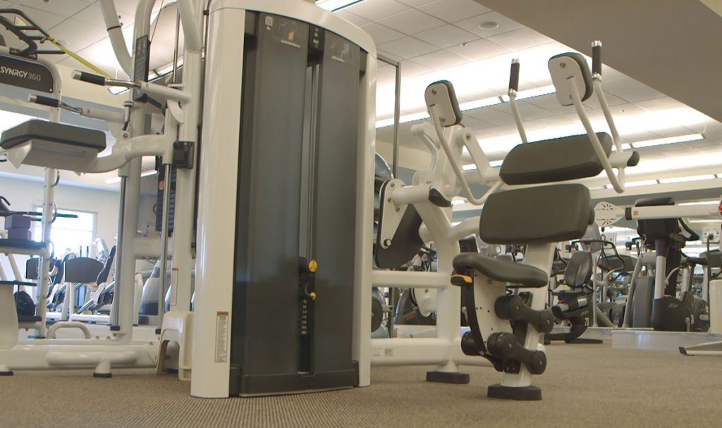 Fitness Floor Fitness floor machines 2
