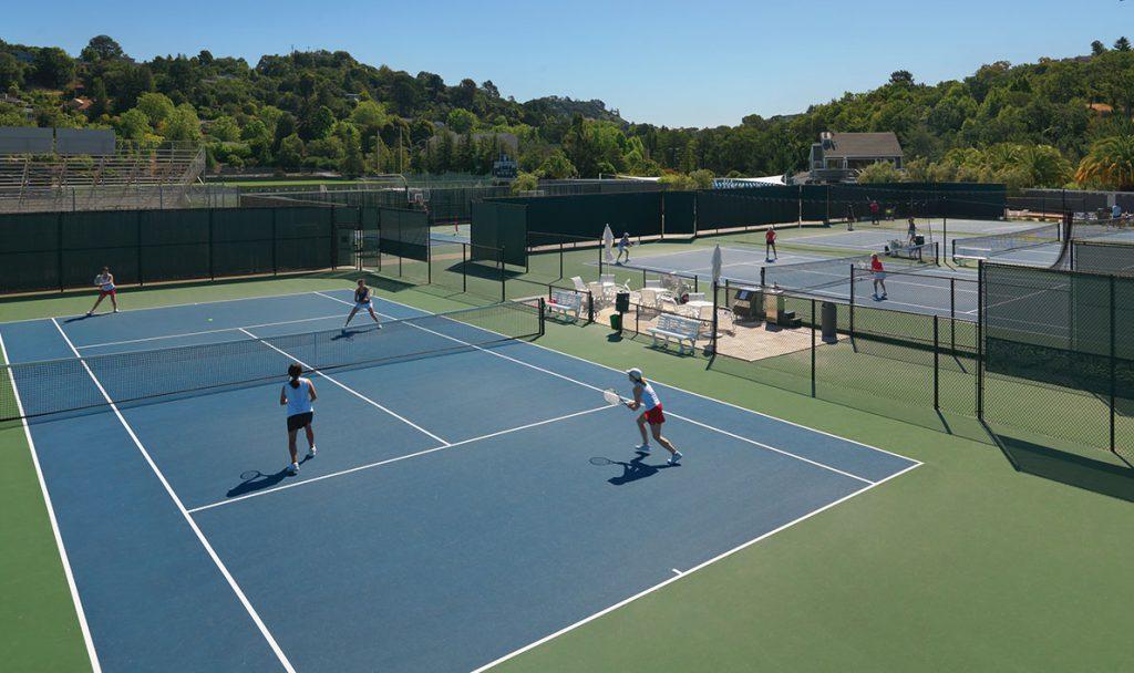 Tennis Courts Tennis court