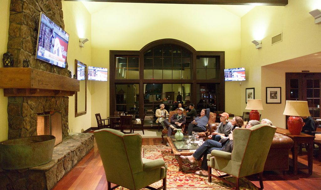 Clubhouse indoors 3