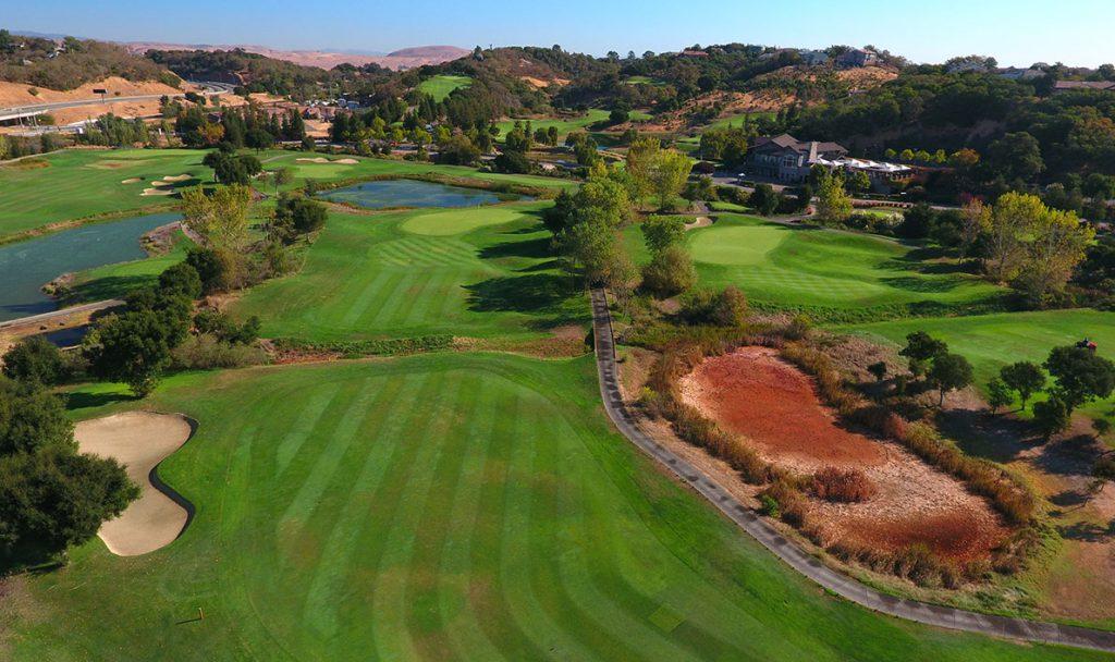 Golf Course Golf course 8
