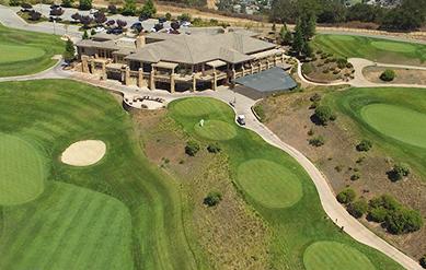 Boulder Ridge Golf Club 18 Hole Course San Jose