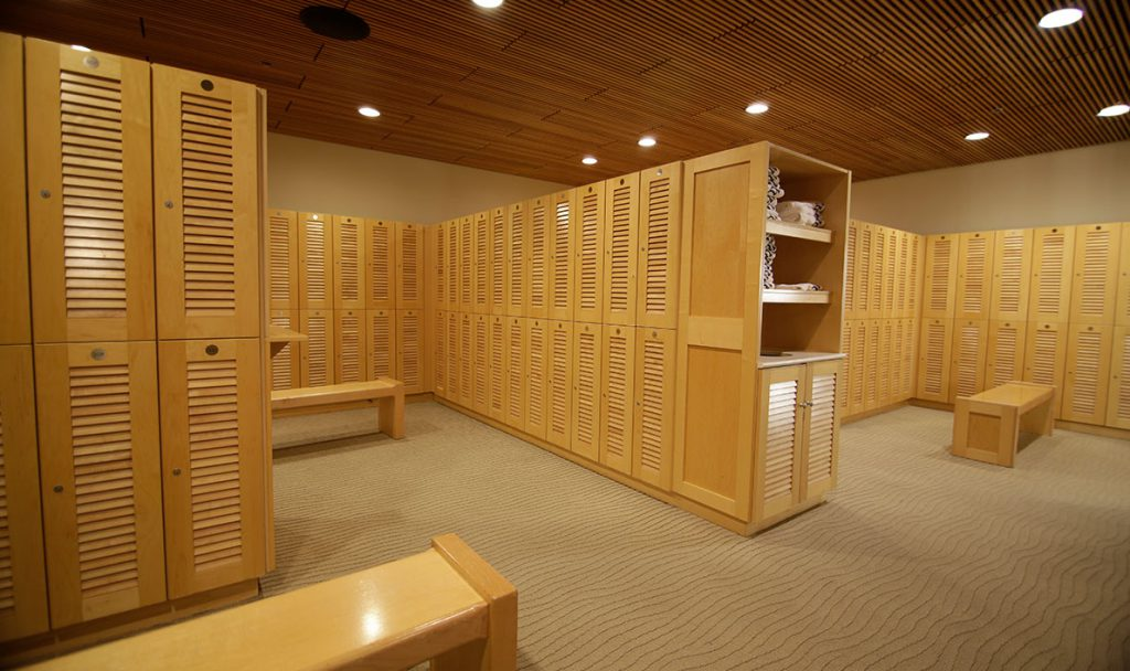 Locker Room Locker Room