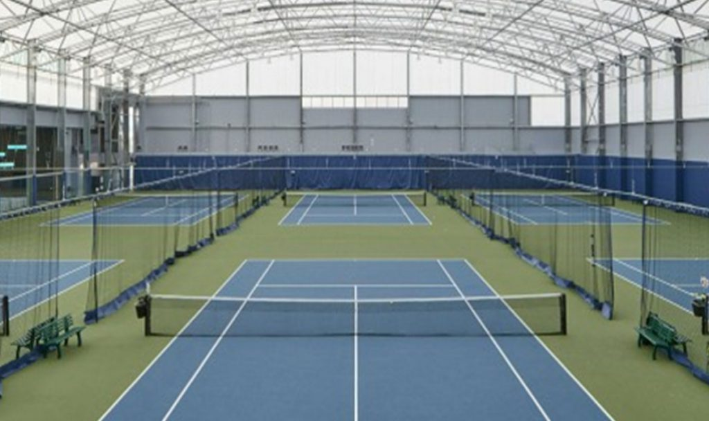 Indoor Courts Courts 1