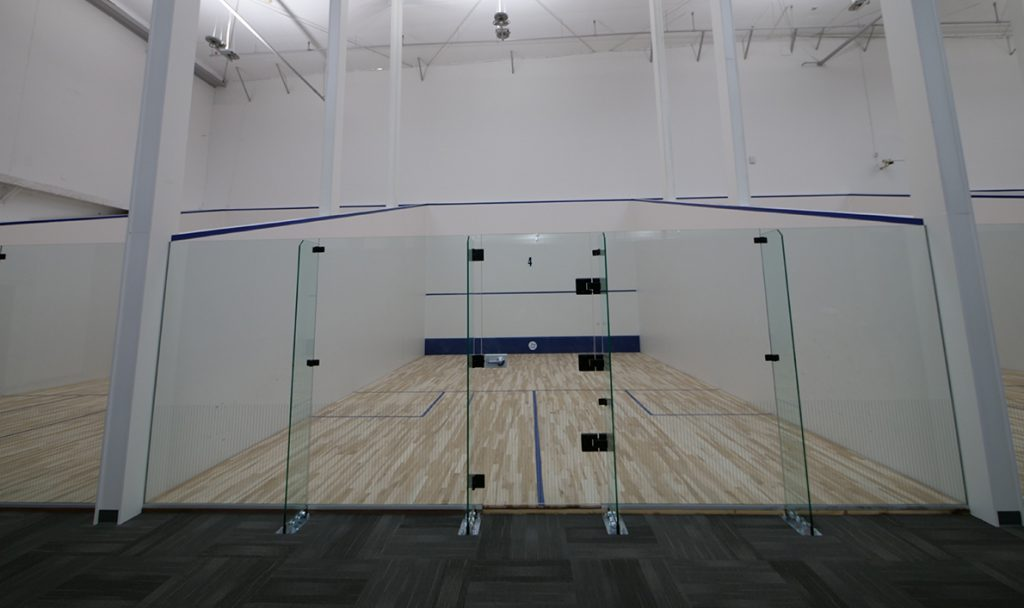 Fremont - 5 International Squash Courts