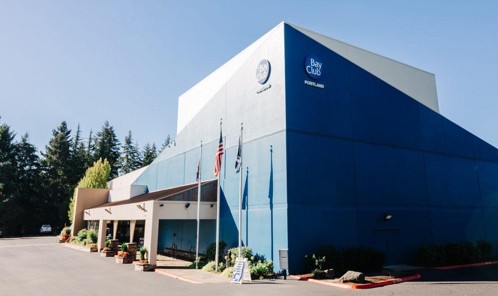 Bay Club Portland Entrance (Exterior) Bay Club Portland Entrance (Exterior)