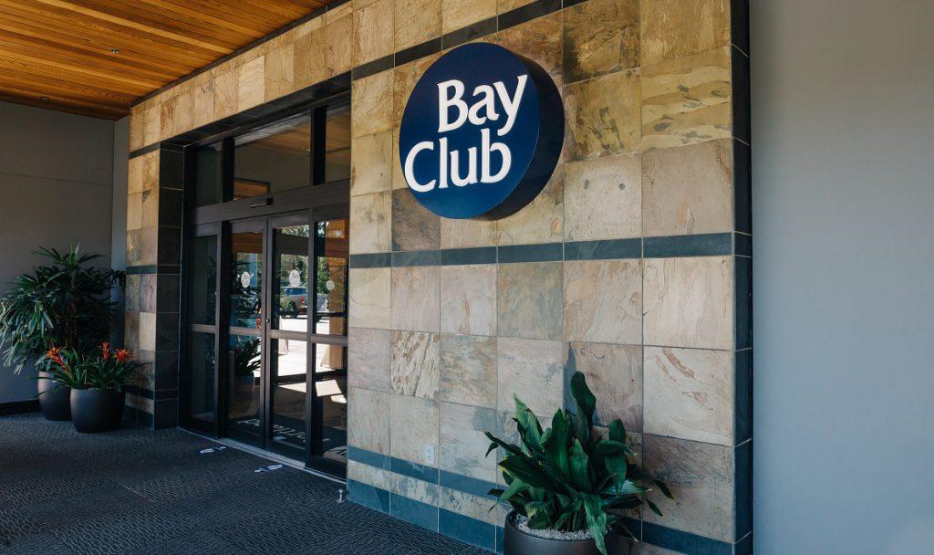 Bay Club Portland Foyer Bay Club Portland Entrance Foyer