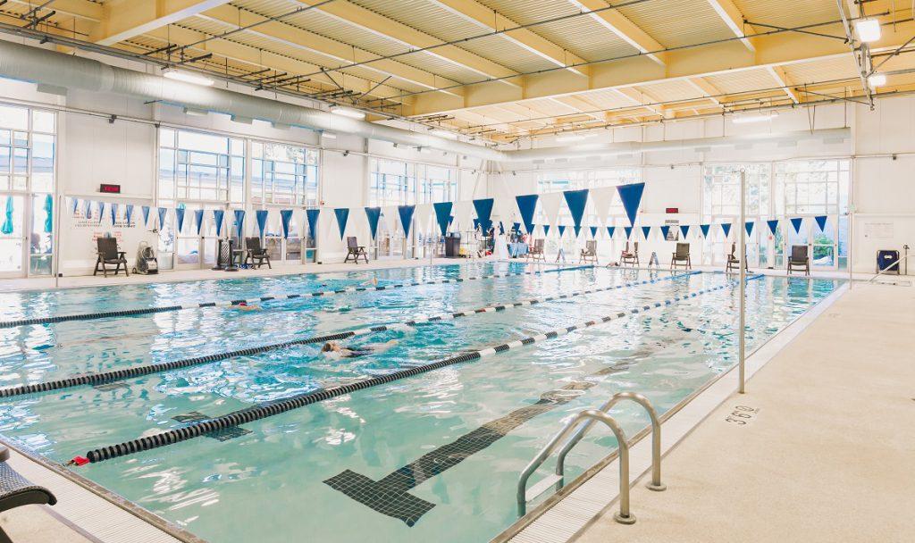 Bay Club Portland Indoor Pool Bay Club Portland Indoor Pool