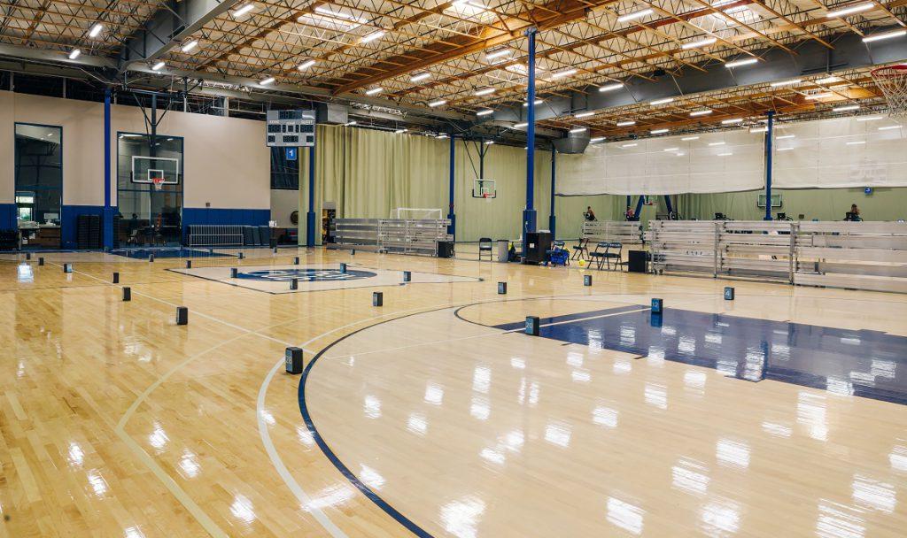 Bay Club Portland Basketball Gym Bay Club Portland Basketball Gym