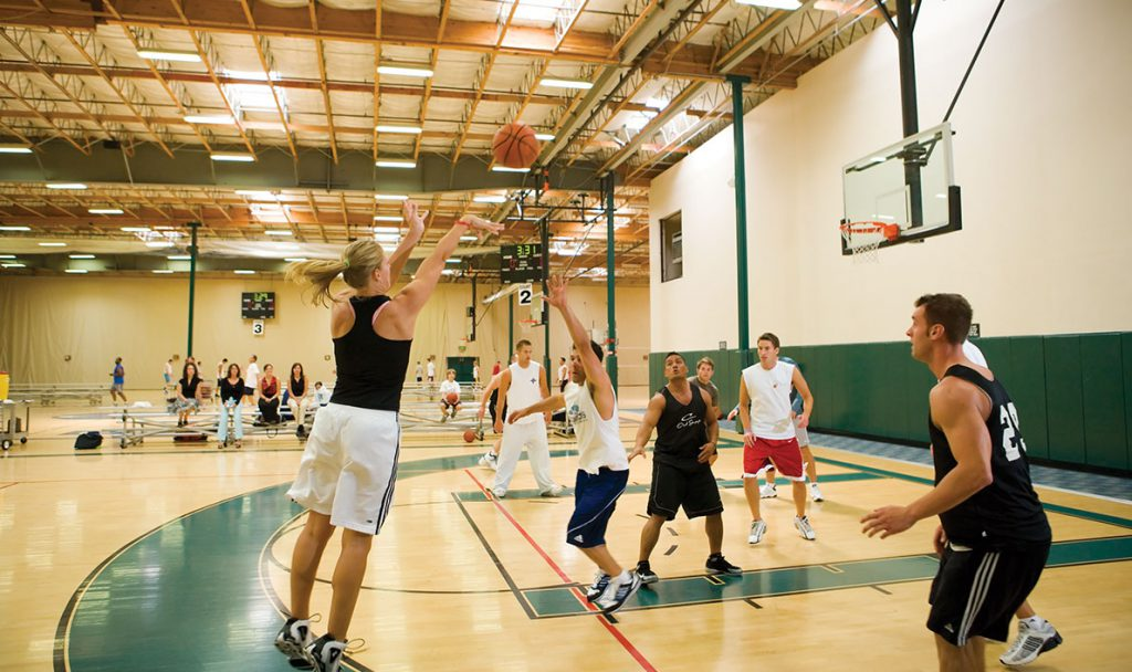 Oregon-basketball-gym