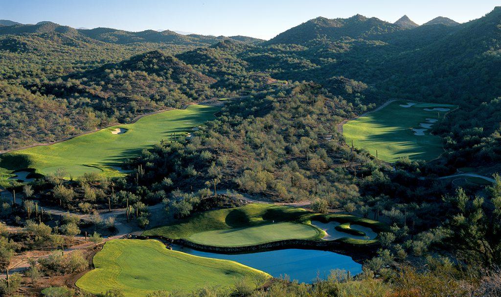 Quintero Golf Club Peoria, AZ