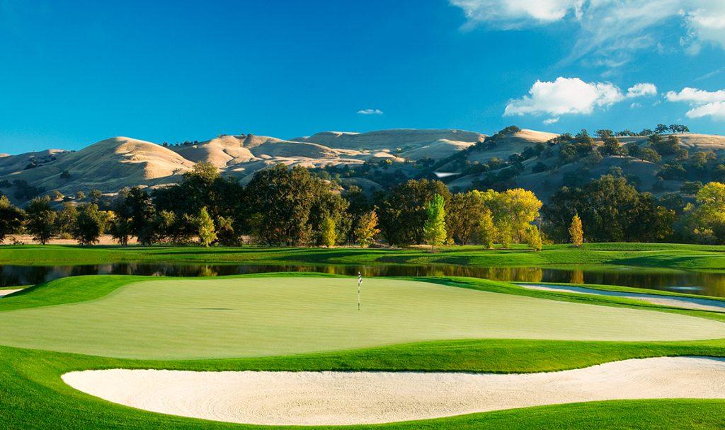 Yocha Dehe Golf Club Brooks, CA