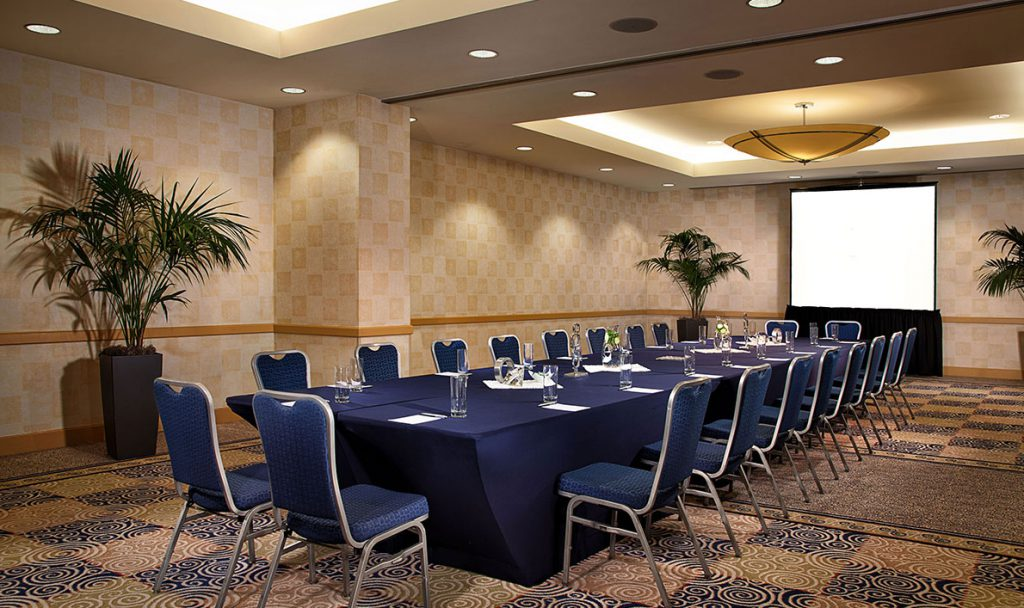Hotel Meeting Space
